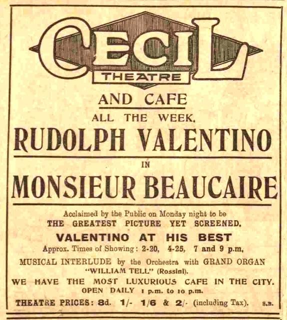 Cecil Theatre
