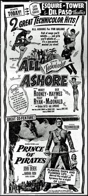 Esquire Theatre 1953