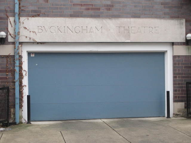 Buckingham Theatre - Side