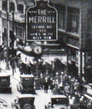 MERRILL Theatre; Milwaukee, Wisconsin.