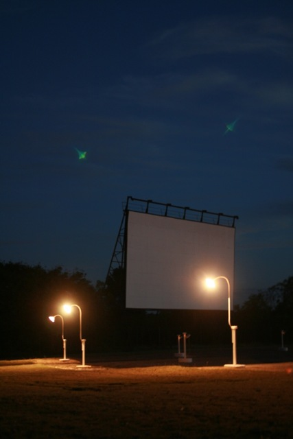 DRIVE-IN BY NIGHT