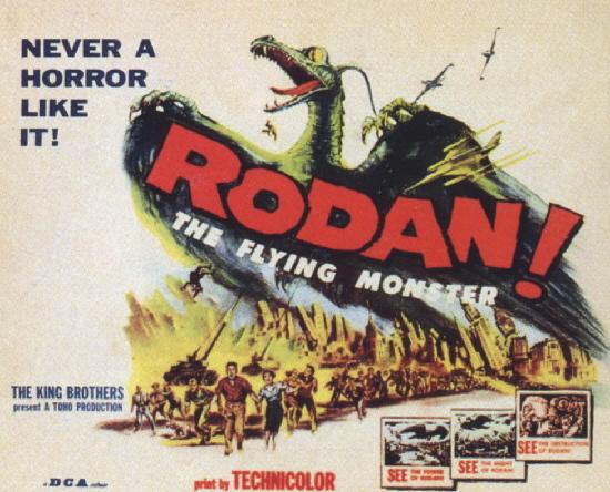 Rodan (1957