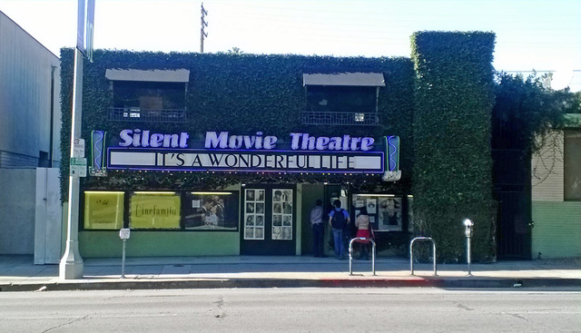 Silent Movie Theatre