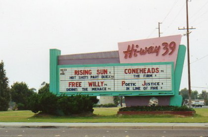 Highway 39 Drive-In