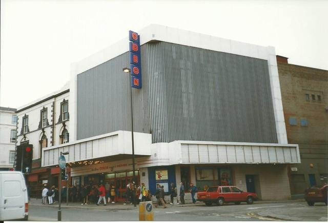 Odeon Liverpool