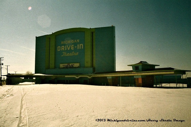 Michigan Drive-In 1985