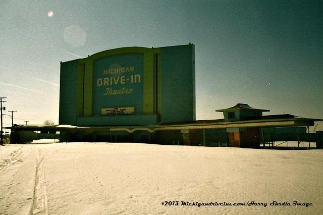 Michigan Drive-In 1985