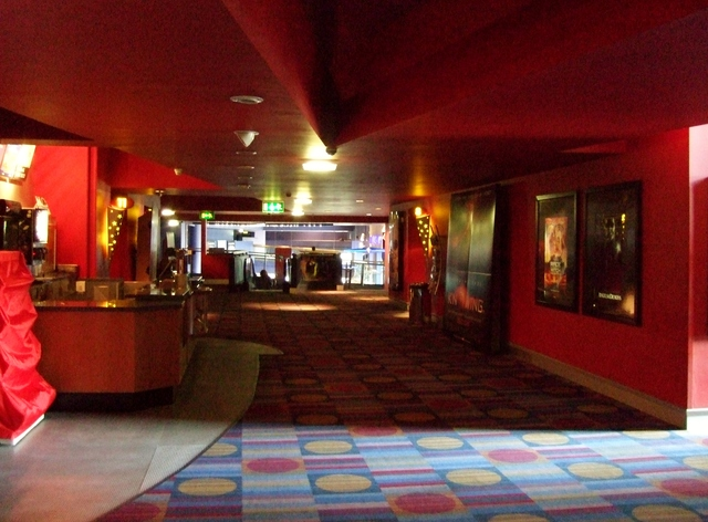 Showcase Cinemas Bluewater