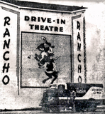 Town and Country (Rancho) Drive-In ... Denton Texas