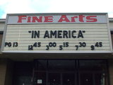 Fine Arts Cinema
