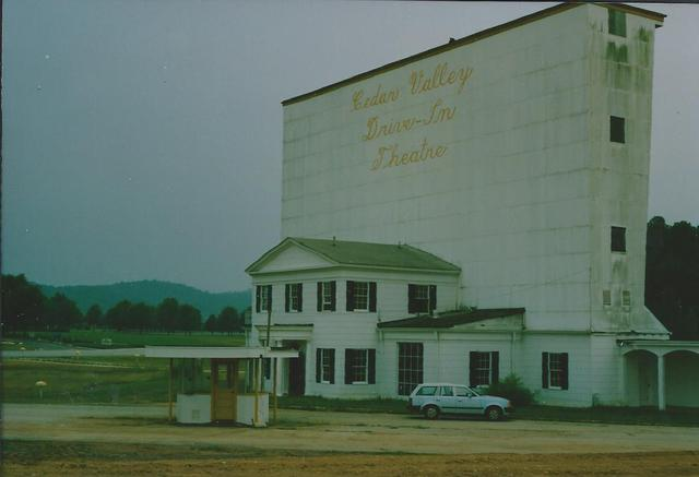 Cedar Valley Drive-In
