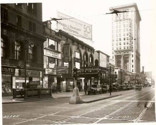 1931 photo courtesy of Mark Conti via the Vintage Philadelphia Facebook page.
