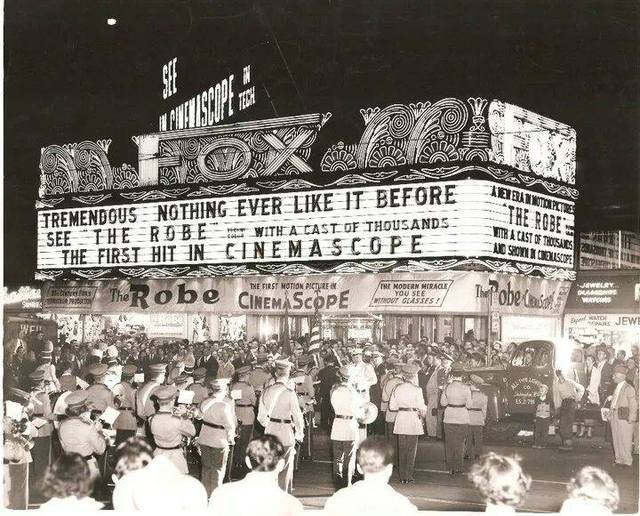1953 photo courtesy of Mark Conti via the Vintage Philadelphia Facebook page.