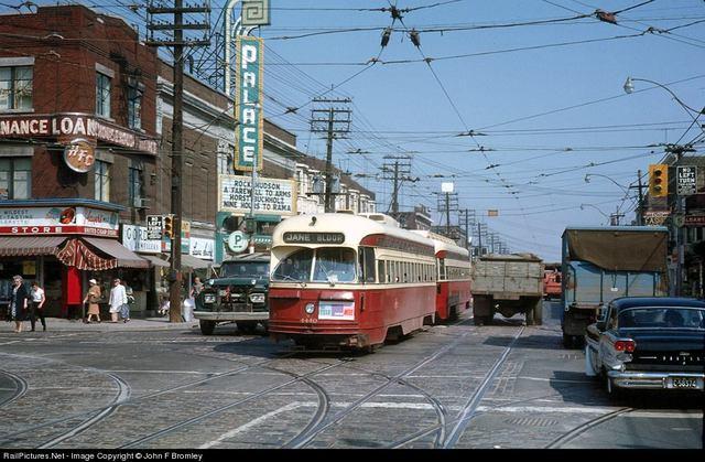 1963 image copyright John F. Bromley via RailPictures.net
