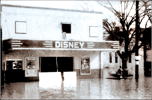 Disney Theater ... Northport Alabama 1948