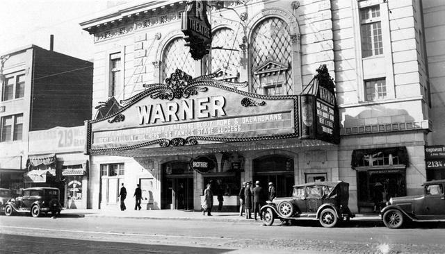 Warner - Oklahoma City - 1930's