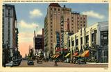 Vintage Pantages postcar via Kenneth McIntyre