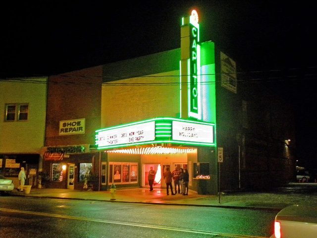 Lebanon (MO) United States  city photos : Capitol Theatre in Lebanon, TN Cinema Treasures