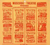 MUSCODA Theatre; Muscoda, Wisconsin.