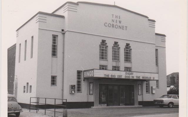 New Coronet Cinema