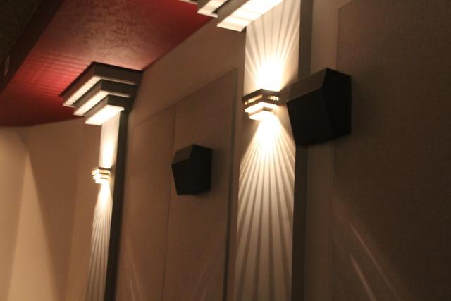 Screen #3 speakers