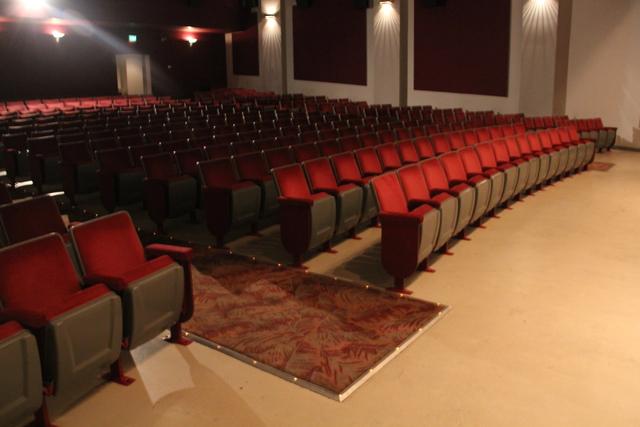 Screen #3 seats