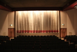Screen #2 with curtains