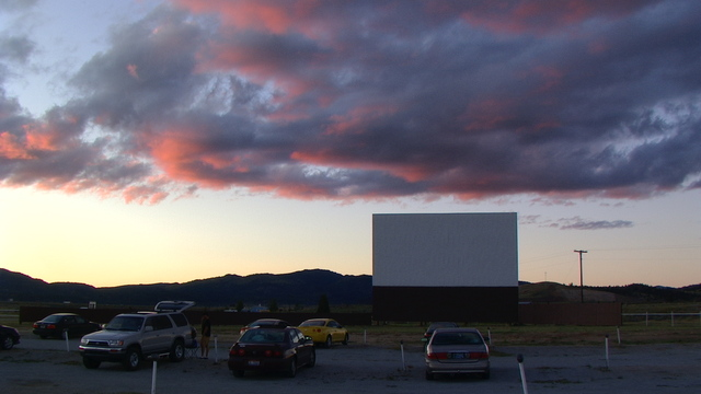 Silver Bow Drive-In