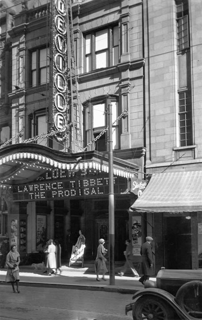 Loew's Theatre, Montreal, Quebec - 1931