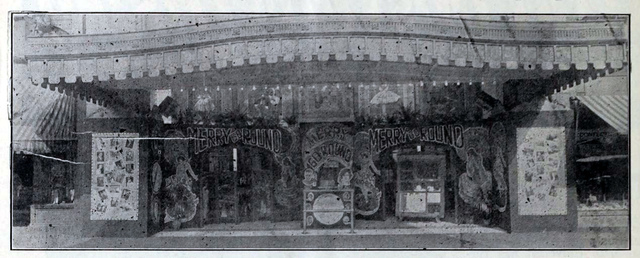 Strand Theatre, Altoona, PA in 1922