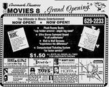 February 26th, 1993 grand opening ad