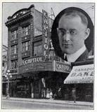 Capitol Theatre, Vancouver BC in 1924
