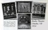 Rialto Theatre, Omaha, NB in 1924