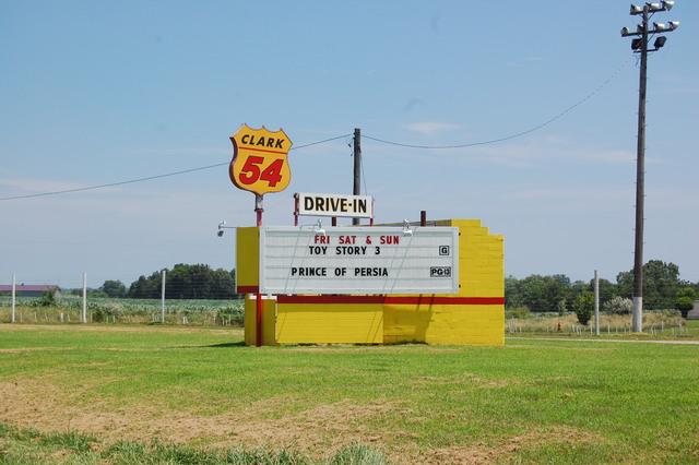 Clark 54 Drive-In
