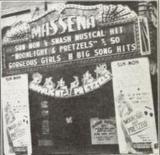 Massena Theatre, Massena, New York in 1932