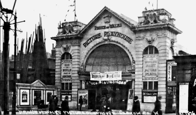 Prince of Wales' Picture Playhouse