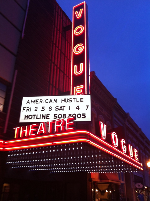 New Marquee, Jan 2014