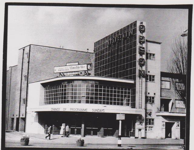 Odeon Elmers End