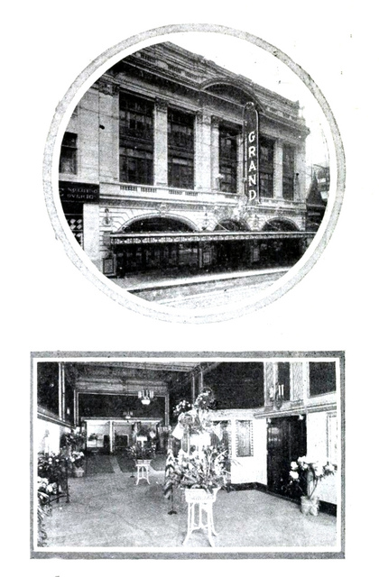 Grand Theatre, Pittsburgh, PA in 1918
