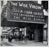 Geo. M. Cohan Theatre, New York in 1924