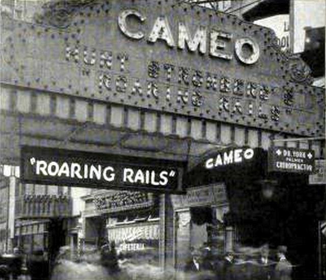 Cameo Theatre, New York 1924 - Broadway