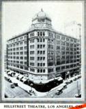 Hillstreet Theatre, Los Angeles CA in 1926
