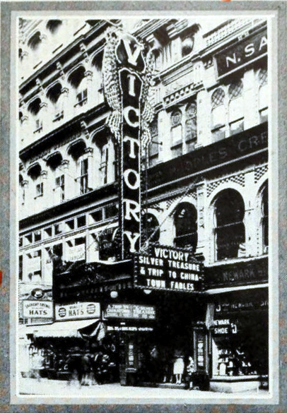 Victory Theatre, Providence, R.I. in 1926