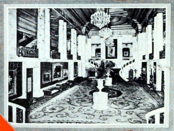 Palace Theatre, Cleveland, Ohio -  Grand Hall
