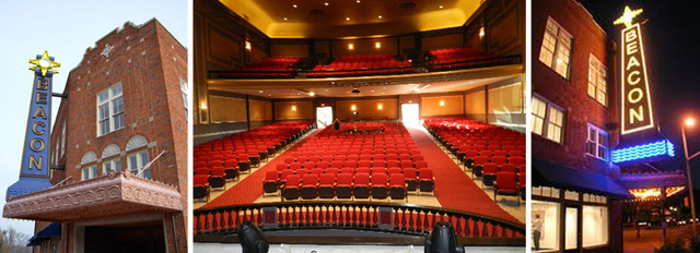 auditorium from stage