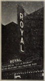 Royal Theatre, Kansas City in 1929