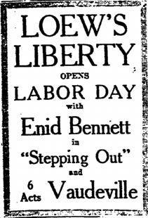 Loew's Liberty Theater