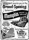 April 16th, 1954 grand opening ad