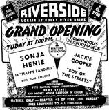 April 17th, 1938 grand opening ad