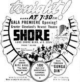 Granada grand opening ad April 8th, 1939